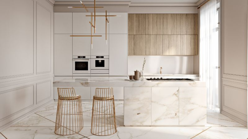 10 Cabinet Designs To Enhance Your Luxury Kitchen (7)