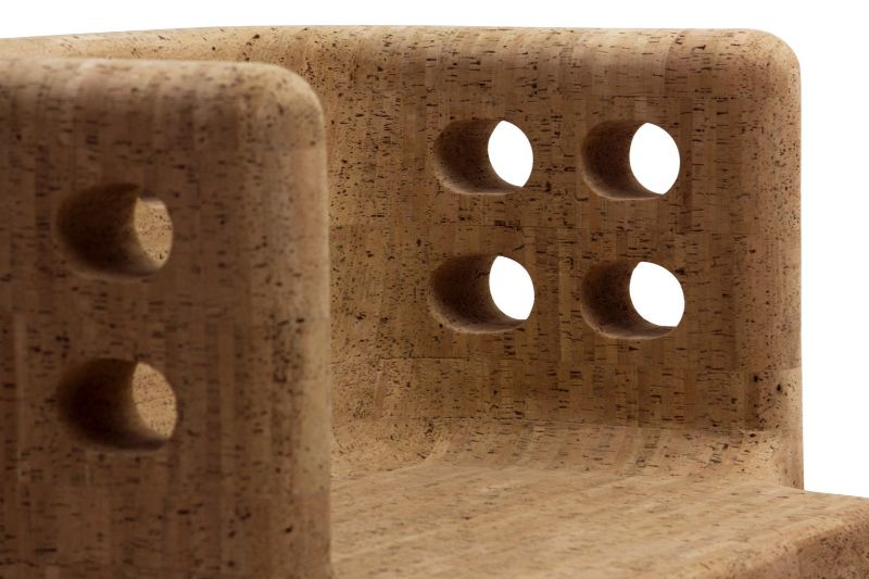 Campana Brothers Explore The Potential of Cork As A Design Material