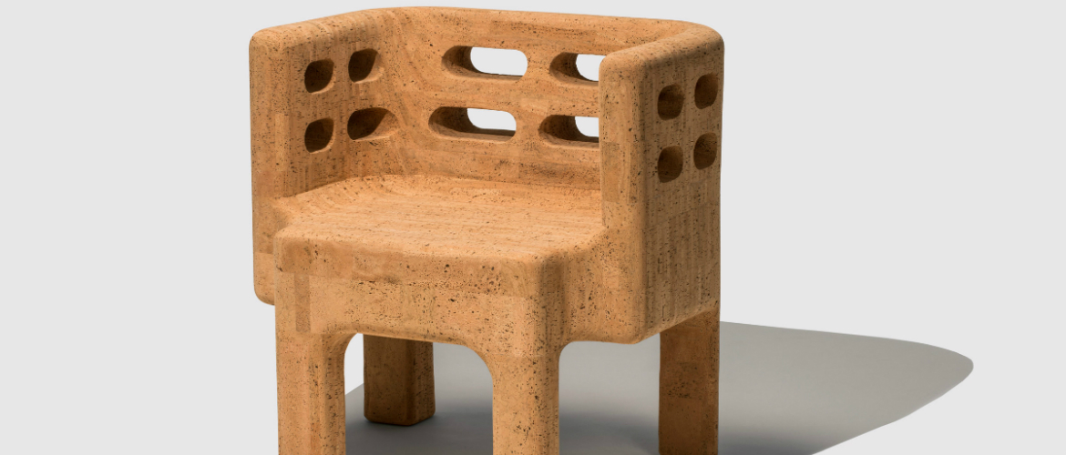 [object object] Home CampanaBrothers Explore The Potential of Cork As A Design Material feature