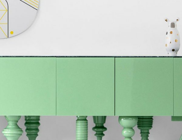 jaime hayon Jaime Hayon's Monochromatic Modern Cabinets Hayon   s Monochromatic Modern Cabinets feature 1 600x460