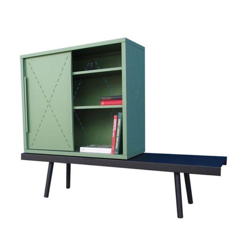 modern cabinets Sebastian Herkner's Iridescent Modern Cabinets Herkner   s Iridescent Cabinets 8