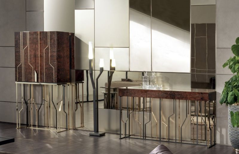 Alessandro La Spada's Most Unique and Luxurious Modern Cabinets