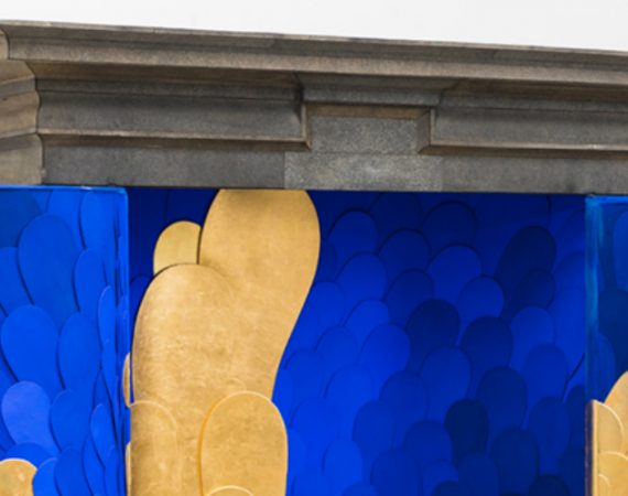 modern cabinet Todd Merrill Studio's 'Blue Tie Roofing' Modern Cabinet Todd Merrill Studios Blue Tie Roofing Cabinet feature 570x450 [object object] Home Todd Merrill Studios Blue Tie Roofing Cabinet feature 570x450