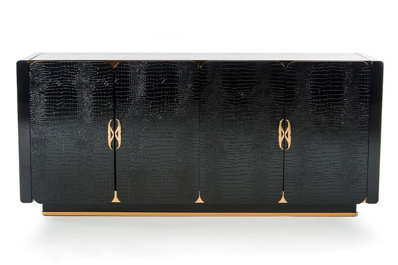 Unique Design Sideboards With Gold Details Sounds Perfect! (4)