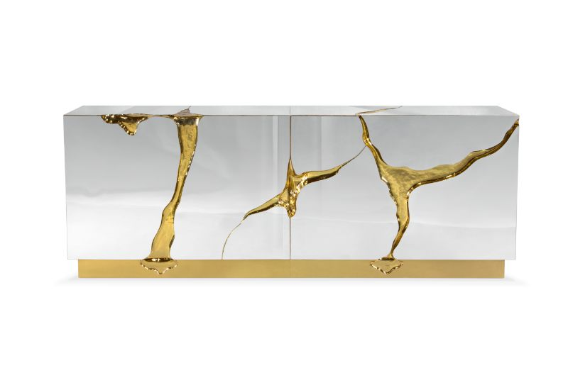 Unique Design Sideboards With Gold Details Sounds Perfect! (8)