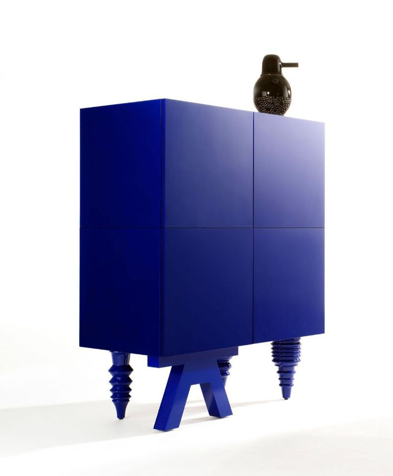 Tangled Up in Blue - 5 Modern Cabinets and Sideboards modern cabinets Tangled Up in Blue – 5 Modern Cabinets and Sideboards modern cabinets and sideboards jaime hayon 2