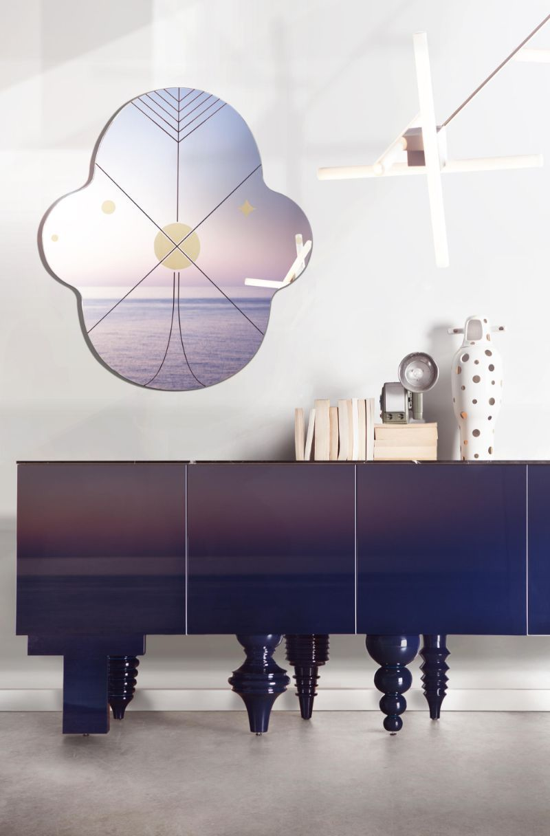 Tangled Up in Blue - 5 Modern Cabinets and Sideboards modern cabinets Tangled Up in Blue – 5 Modern Cabinets and Sideboards modern cabinets and sideboards jaime hayon 3