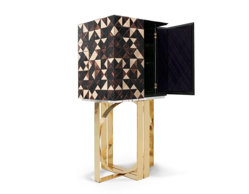 Pixel Walnut - A Fresh Cabinet Design From Maison Et Objet 2019 (2)