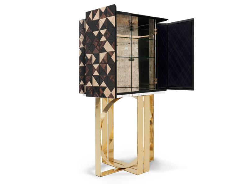 Pixel Walnut - A Fresh Cabinet Design From Maison Et Objet 2019 (3)