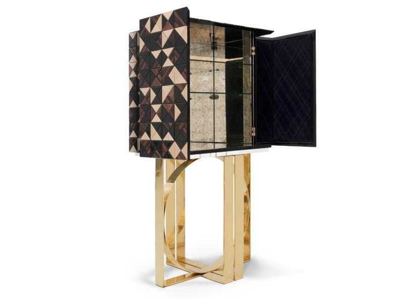 Pixel Walnut - A Fresh Cabinet Design From Maison Et Objet 2019 (3)