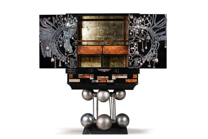 Artsy Cabinets - EgliDesign's Best Art Furniture