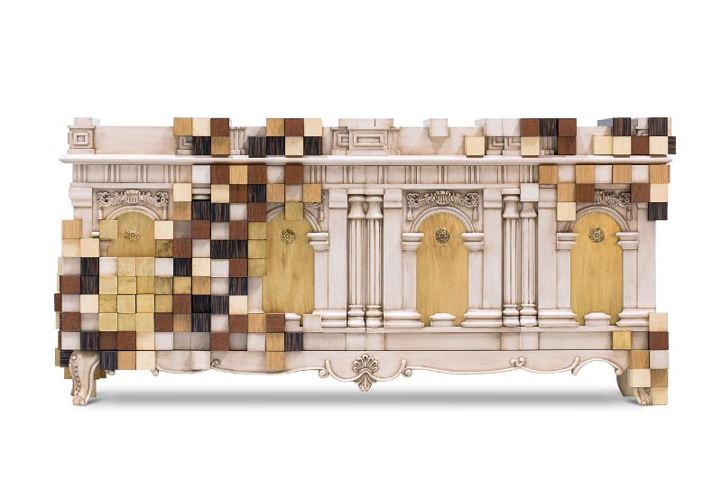 Eclectic Clutter - The Newest Design Trend For Your Sideboards